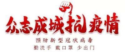 """县公安局:让党旗在抗""""疫""""一线飘扬"""