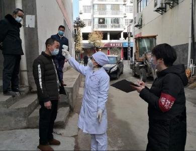 """汪艳:冲在""""疫""""线"""