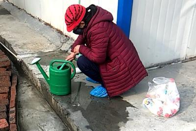 竹坪鄉中心學校扎實開展疫情防控
