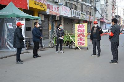 """竹山二中:""""四大勇士""""爭當""""守路人"""""""