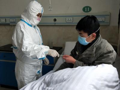 上庸鎮衛生院:齊心協力 共抗疫情