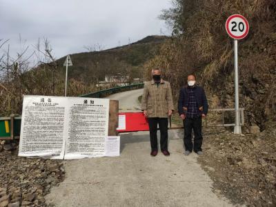 官渡镇:扎紧疫情防控网