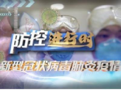 陈建平督查乡镇疫情防控工作