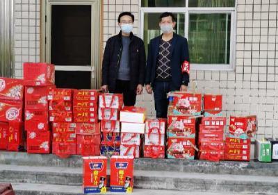 趙發兵:退役老兵愛心捐款 助力抗疫情
