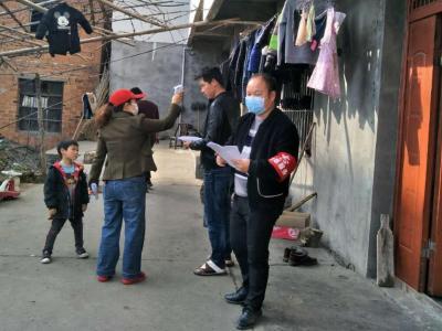 溢水鎮:用志愿精神 共筑防疫長城