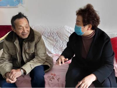 縣領導慰問臺胞和美籍華人