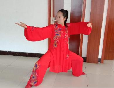 武當山全民太極拳網絡大賽第一周我縣5人獲獎