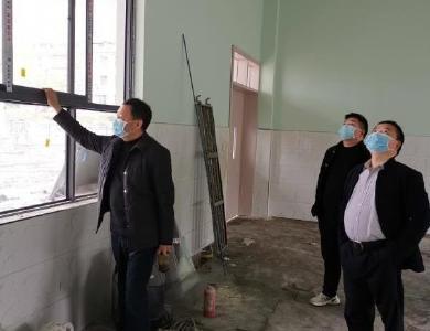 官渡镇中心学校:精心组织  严抓复工复产工作