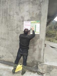 大庙乡:织牢森林防火安全网