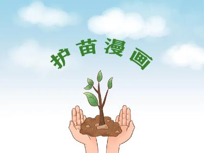 护苗漫画 绿色阅读 文明上网