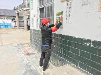 麻家渡镇:多举措抓好清明期间森林防火工作