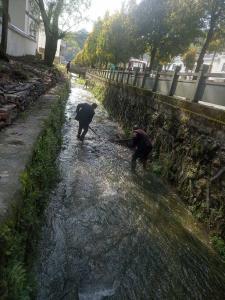 文峰鄉:整治人居環境建設美麗家園