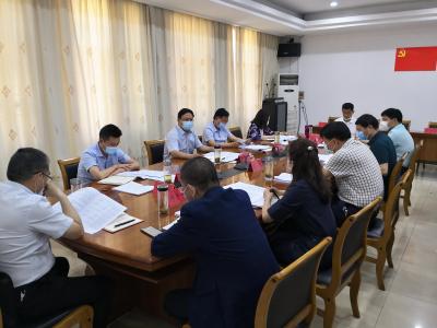 县政府党组专题研究巡视反馈问题整改工作