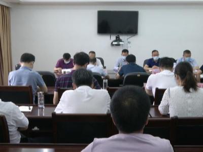县委第三巡察组进驻县委政法委开展巡察
