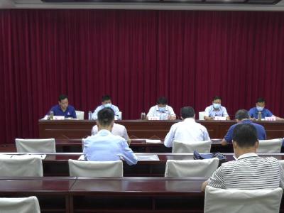 县委外事工作委员会第二次会议召开