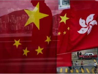 中国驻英国大使馆发言人就英国前港督彭定康等西方政客发表联合声明答记者问