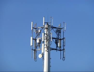 我縣計劃新建4G通信基站231個5G基站13個