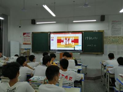 """縣職教推廣""""公筷公勺"""" 樹文明用餐新風"""