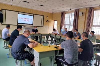 柳林鄉全力協調為平安中考保駕護航