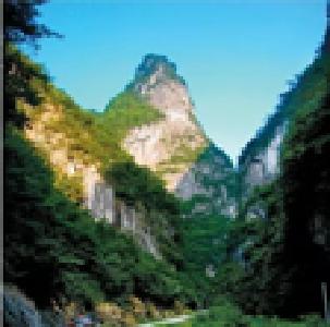 山清水秀——百里河