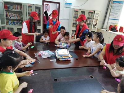 城关镇:志愿服务活动助力青少年健康成长