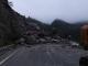 紧急情况:十竹路柯家坡路段大面积垮塌