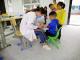 双台乡开展学生结核菌素试验筛查