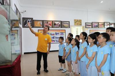 【基层人物】王太祥:为留守儿童营造温馨家园