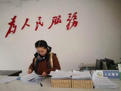 文峰乡认真兑现贫困劳动力交通及生活补助政策