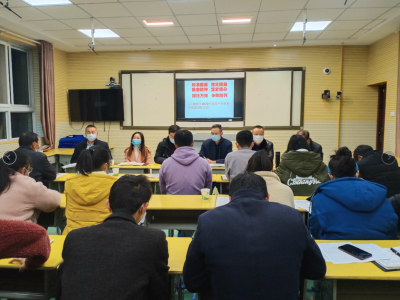 ?柳林中心學校召開畢業班教學質量提升動員會