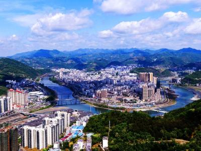 竹山创建全国文明城有感