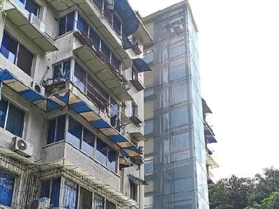 每部补贴15万,竹山出台新政鼓励老旧小区加装电梯