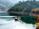 上庸2號游船在圣水湖下水試航成功