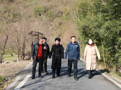 刘运梅来竹指导假日旅游安全和疫情防控工作