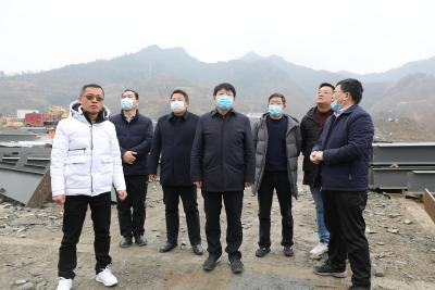 """龔舉海:持續優化營商環境  奮力奪取""""開門紅"""""""