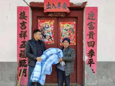文峰乡全面完成冬春救助工作