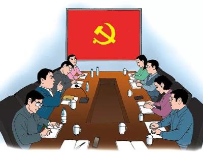 县统计局党支部召开专题组织生活会