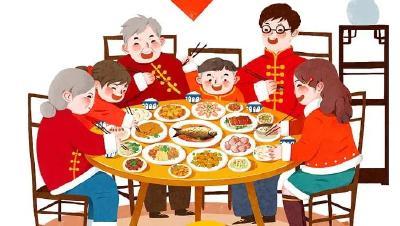 听竹山|给父母做顿团年饭