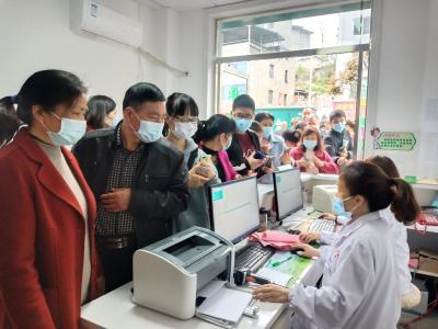 城关镇卫生院启动全民普种新冠疫苗工作