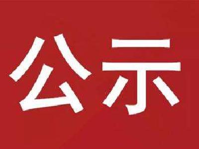 关于《2021年竹山县消防安全重点单位》的公示