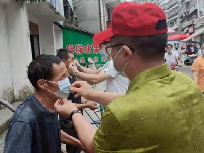 """刘克洪:志愿服务""""疫""""不容辞"""