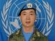竹山籍现役军人罗长生参加中国第20批赴黎维和部队出征维和