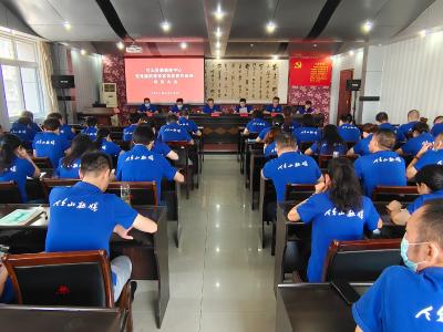县融媒体中心扎实开展党风廉政建设宣教月活动