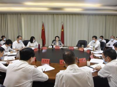 县政府党组开展清廉建设暨党风廉政建设宣传教育月活动