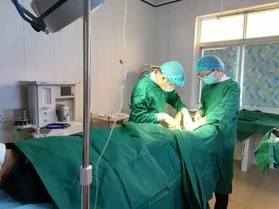 竹坪乡卫生院外科手术业务正式重启