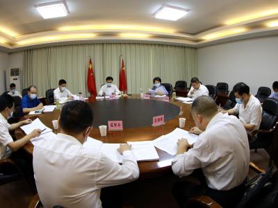 陈建平:以高质量巡察工作推动新时代跨越式发展