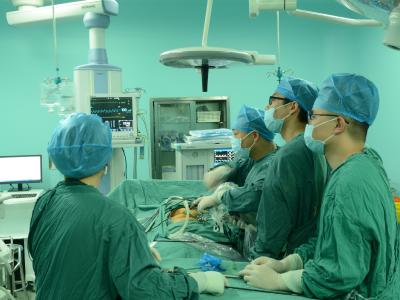 有惊无险!县人民医院成功救治一名10岁穿孔儿童