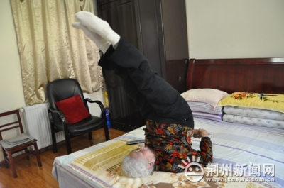 """荆州加快养老服务业改革 建设老人""""精神家园"""""""