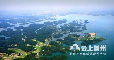 连接松滋市区与洈水风景区,荆州最美旅游公路今天开建