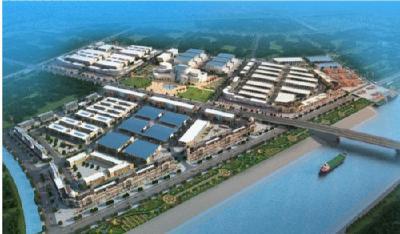 现代农业产业园项目落户荆州高新区 总投资12亿元